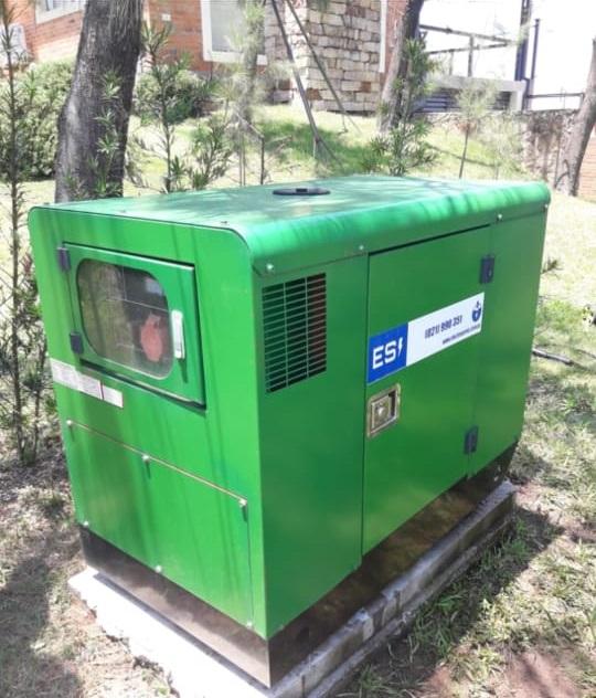 Generador para el hogar