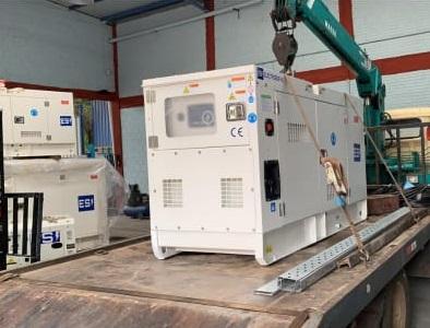 generadores de gran capacidad