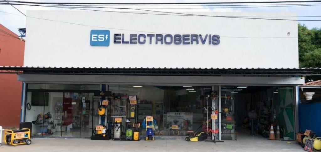 Generadores Electricos ELECTROSERVIS
